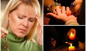 Признаки колдовства на человеке: как узнать что на тебя колдуют