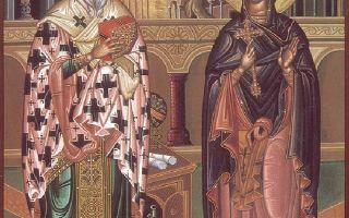 Молитва киприана от порчи: полная версия текста от колдовства