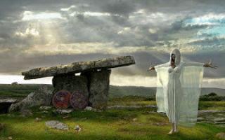 Посвящение в ведьмы: ритуал инициации и как происходит
