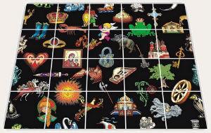 Гадание старинный пасьянс на будущее: карты и символы