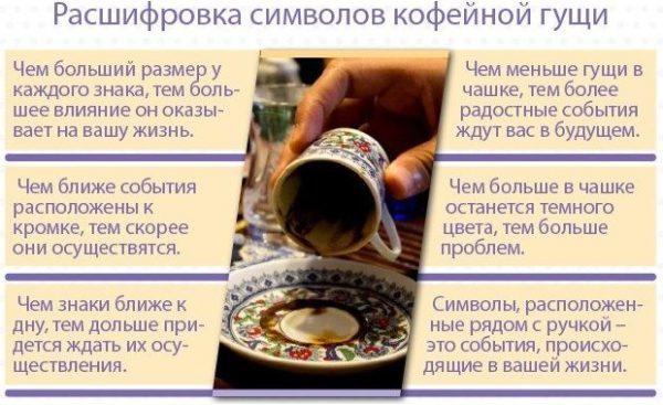 Гадание на кофейной гуще кошка: особенности толкования