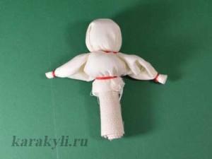 Кукла оберег Желанница своими руками: мастер класс по созданию