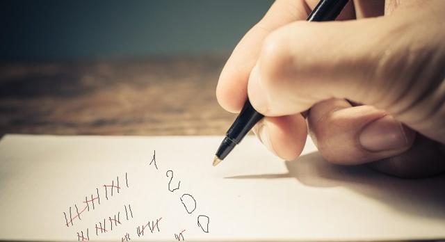 Гадание на палочках на бумаге: значение получившегося результата