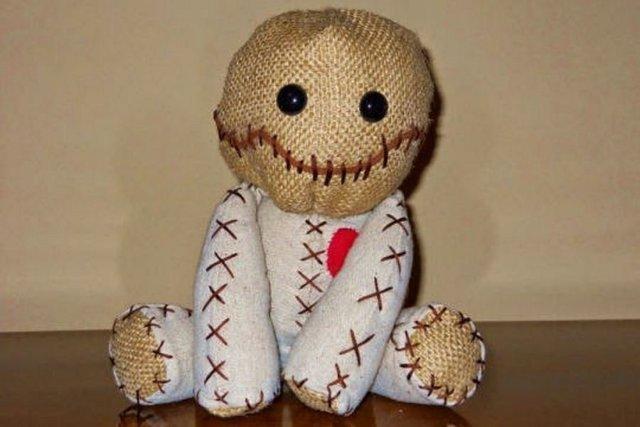 Как сделать куклу Вуду на человека самостоятельно