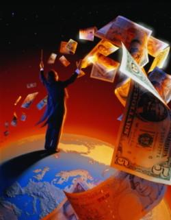 Заговоры в новолуние на деньги и богатство в домашних условиях