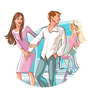 Как снять с мужа приворот любовницы на месячные