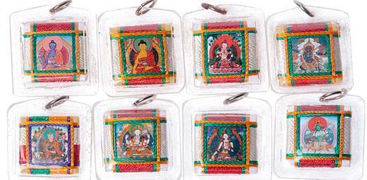 Буддийские обереги: тибетские амулеты и их значение