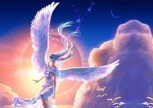 Гадание Ангел Хранитель на картах: предсказание на завтра