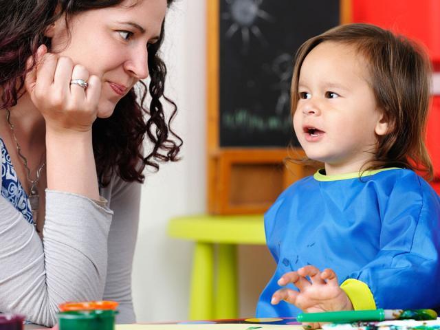 Заговор чтобы ребенок заговорил: магические ритуалы