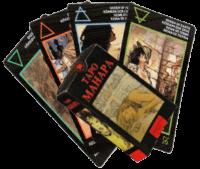Таро Манара: значение карт и толкование раскладов