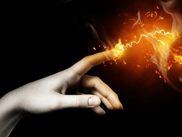 Красная магия: как использовать силу солнца и огня
