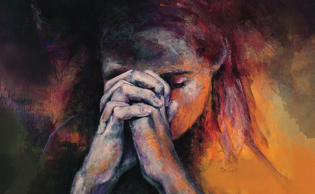 Отчитка от порчи и проклятий в церкви или дома при помощи молитв