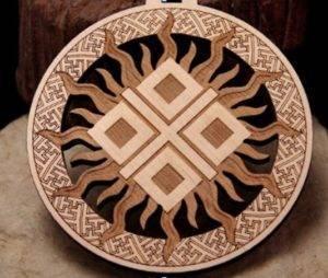 Оберег Макошь: от чего защищает талисман славянской богини