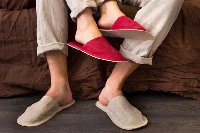 Тапочковый ритуал на замужество и для привлечения мужчины