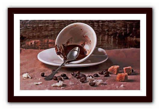 Гадание на кофейной гуще медведь: значение изображения