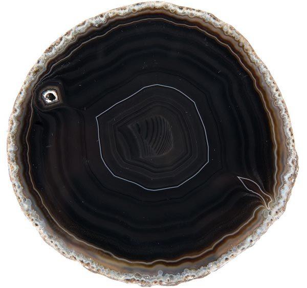 Черный агат камень: магические свойства для разных знаков зодиака
