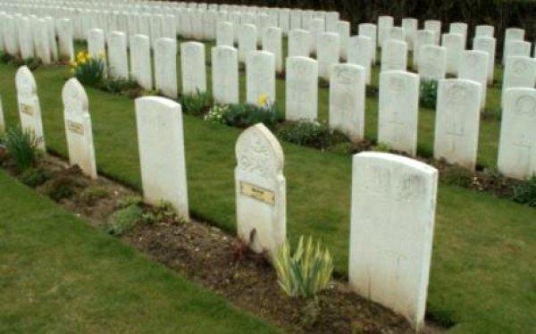 Дуа при посещении могил на кладбище у мусульман