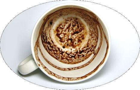 Гадание на кофейной гуще: олень с рогами и его толкование