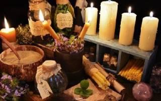 Алтарная магия: как сделать женский магический алтарь