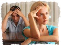 Заговор на разлуку двух людей: читать в домашних условиях