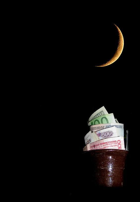 Заговор на новый кошелек: читать на растущую луну