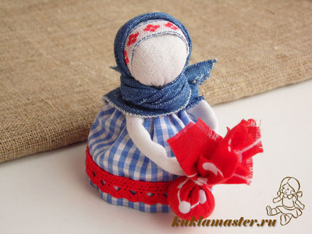 Кукла оберег своими руками из ткани: как сделать поэтапно