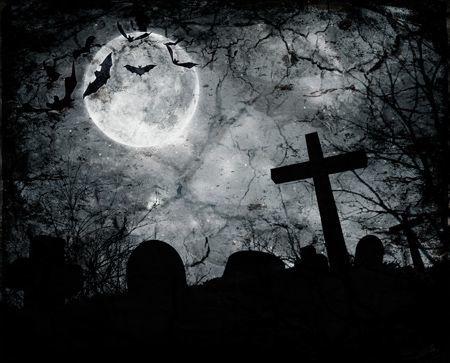 Снятие порчи на кладбище: как снять и его последствия