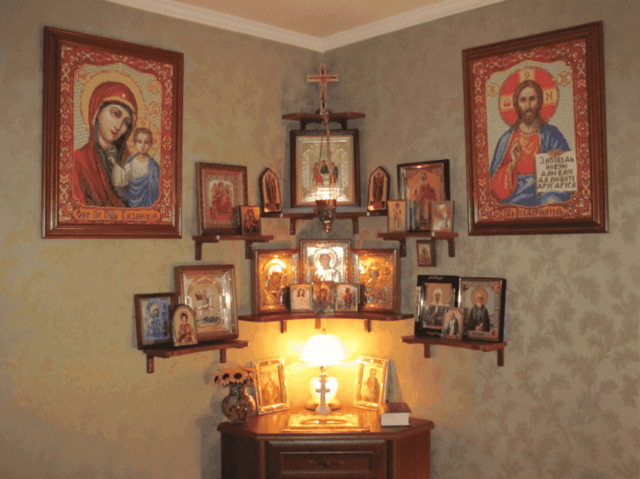 Икона оберег для дома и семьи: как защититься от злых людей