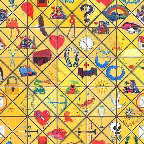 Гадание индийский пасьянс на будущее: толкование карт
