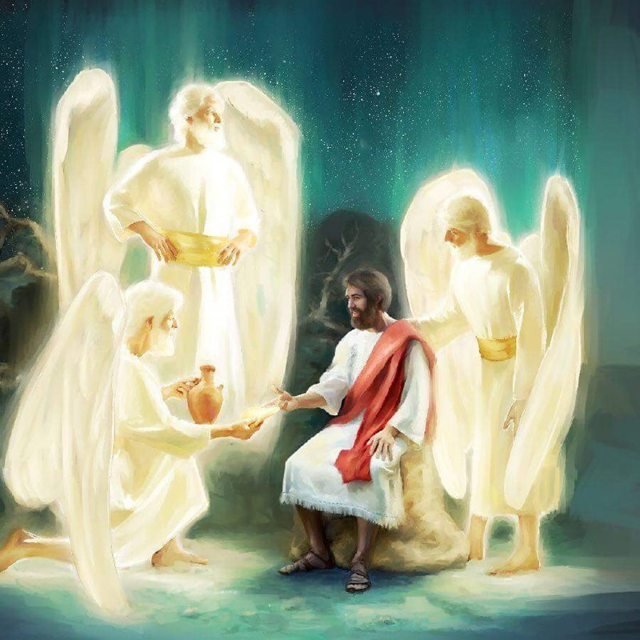 Молитва трем ангелам: оберег от всех проблем