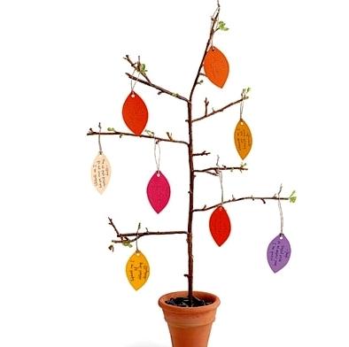 Гадание Дерево желаний: правила проведения и толкование
