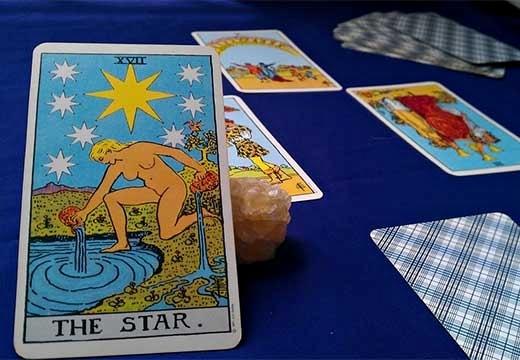 Звезда в сочетании с другими картами Таро: значение