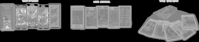Разновидности колод Таро: классические и темные карты