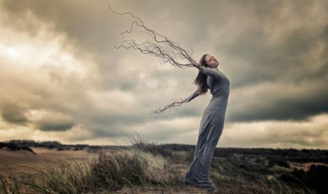 Приворот на ветер и грозу который нельзя снять