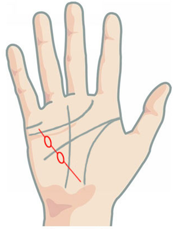 Линия здоровья на руке: толкование значения в хиромантии