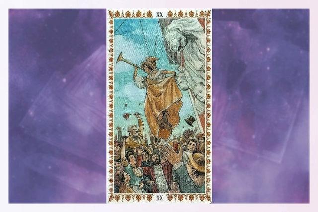 Карта Таро Суд: значение 20 аркана Возрождение