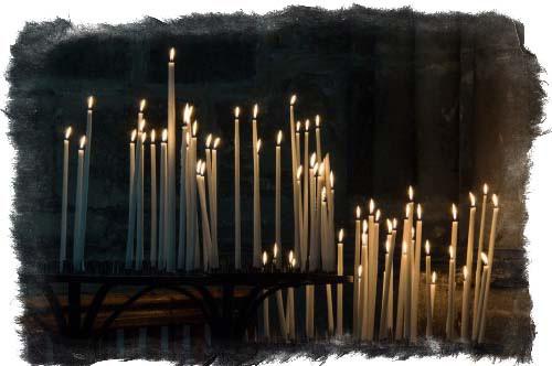 Церковная магия: как навести черную порчу в храме на смерть