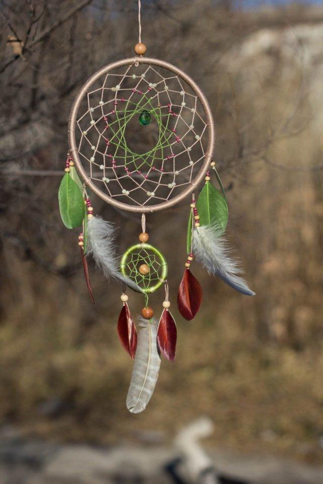 Ловец снов своими руками: пошаговая инструкция