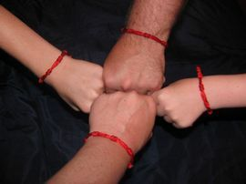 Браслет от сглаза и порчи: как сделать своими руками