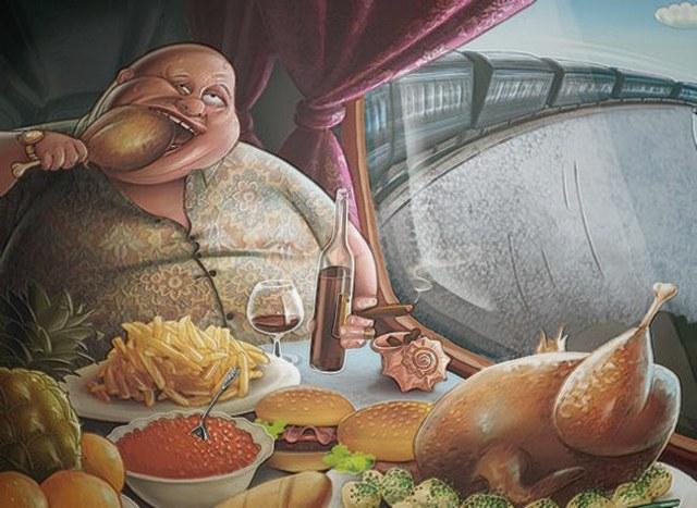 Порча на ожирение и обжорство: как определить и снять