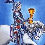 Рыцарь кубков в сочетании с другими картами Таро: значение