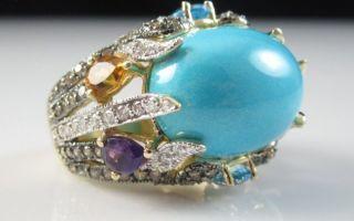 Камень бирюза: магические свойства для знаков зодиака