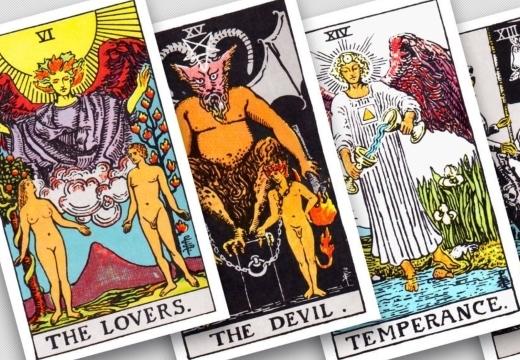 Карта Таро Дьявол: значение в сочетании с другими арканами