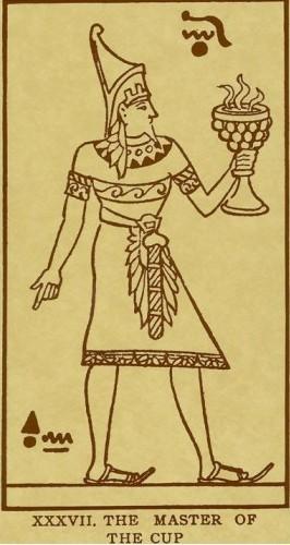 Король Кубков в сочетании с другими картами Таро: значение